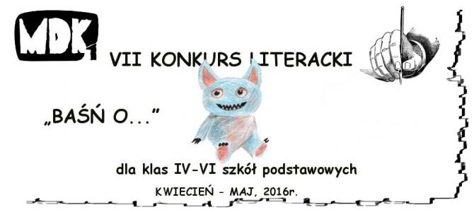 VII konkurs literacki