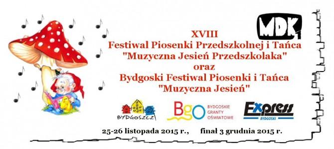 Lista laureatów festiwalu Muzyczna Jesień.