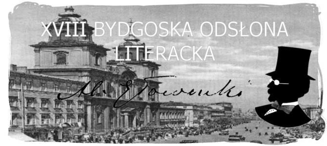 XVIII Bydgoska Odsłona Literacka – zmiana terminu przesłuchań