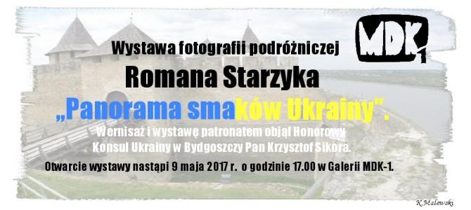 """Otwarcie wystawy """"Panorama smaków Ukrainy"""""""